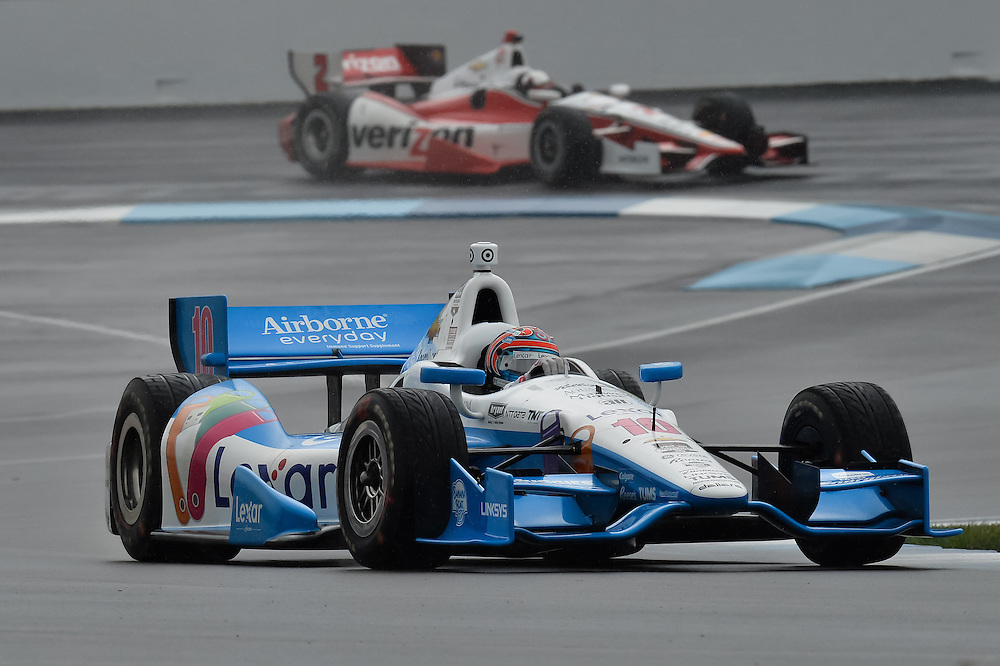 Tony Kanaan, Grand Prix of Indianapolis, Indianapolis Motor Speedway, Indianapolis, IN USA 5/10/2014