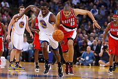 20120125 - Portland Trail Blazers at Golden State Warriors (NBA Basketball)