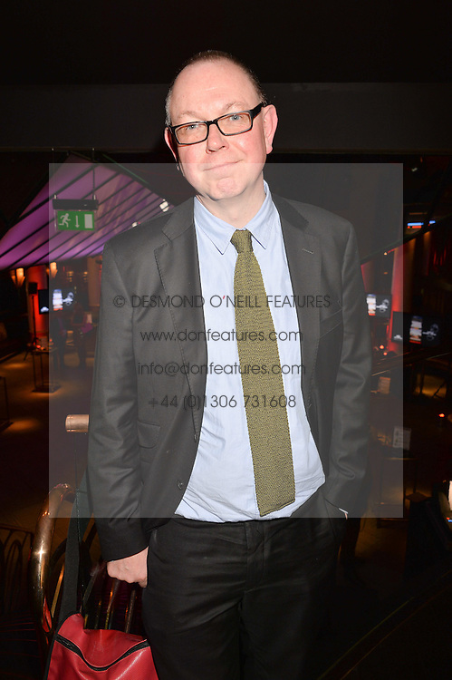 Francis Spufford winner of the Costa First Novel Award at the Costa Book of The Year Awards held at Quaglino's, 16 Bury Street, London England. 31 January 2017.