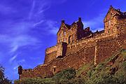 Image of Edinburgh Castle in Edinburgh, Scotland