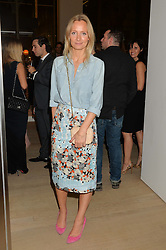 MARTHA WARD at an evening of Fashion, Art & design hosted by Ralph Lauren and Phillips at the new Phillips Gallery, 50 Berkeley Square, London on 22nd October 2014.