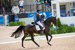 Kooremans Raf, NED, Henri Z<br /> World Equestrian Games - Tryon 2018<br /> © Hippo Foto - Dirk Caremans<br /> 14/09/2018