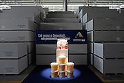 © Filippo Alfero<br /> Inauguraizone nuovo stabilimento Fassa Bortolo a Calliano (AT)<br /> Calliano (AT), 12/06/2010