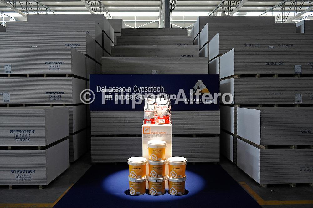 &copy; Filippo Alfero<br /> Inauguraizone nuovo stabilimento Fassa Bortolo a Calliano (AT)<br /> Calliano (AT), 12/06/2010