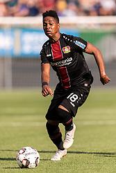 Wendell Nascimento Borges of Bayer 04 Leverkusen during the Pre-season Friendly match between Fortuna Sittard and Bayer Leverkusen at the Fortuna Sittard Stadium on July 28, 2018 in Sittard, The Netherlands