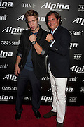 Actor Shaun Sipos, and U.S. President of Frederique Constant / Alpina Watches Ralph Simons