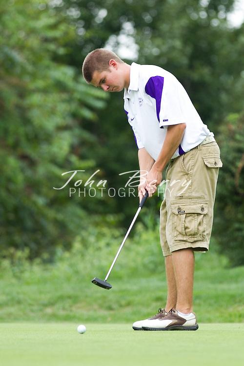 September/4/12:  MCHS Golf vs Strasburg at Greene Hills Country Club.