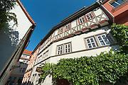 Altstadtgasse, Jena, Thüringen, Deutschland | old town street, Jena, Thuringia, Germany