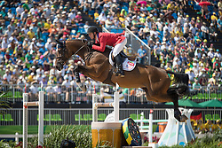 Ward McLain, USA, HH Azur<br /> Olympic Games Rio 2016<br /> © Hippo Foto - Dirk Caremans<br /> 17/08/16