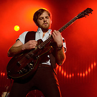 The Kings Of Leon playing @ the MEN in Manchester