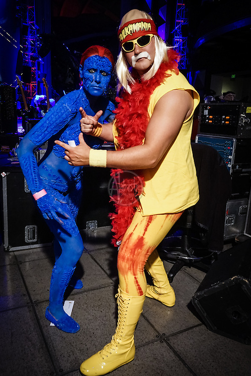 Sexiest Costume Contest Winners - 12th Annual PULSE Ultimate Halloween Bash at EMP.