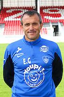Eric GUICHARD - 08.09.2014 - Photo officielle Brest - Ligue 2 2014/2015<br /> Photo : Maxime Kerriou / Icon Sport