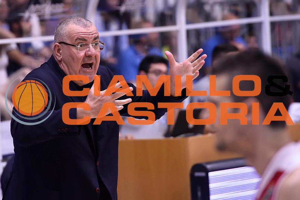 Repesa Jasmin<br /> Betaland Capo D'Orlando - EA7 Emporio Armani Olimpia Milano<br /> Playoff Gara 4<br /> Lega Basket 2016/2017<br /> Capo D'Orlando 18/05/2017<br /> Foto Ciamillo-Castoria