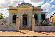 Masonic lodge in Consolacion del Sur, Pinar del Rio Province, Cuba.