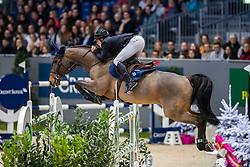 ESTERMANN Paul (SUI), Anaba Haize<br /> Genf - CHI Rolex Grand Slam 2018<br /> Credit Suisse Challenge<br /> 08. Dezember 2018<br /> © www.sportfotos-lafrentz.de/Stefan Lafrentz