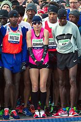 starting line, Mutai, Nelson, Farah