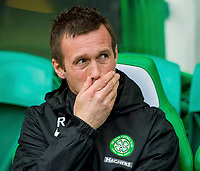 05/10/14 SCOTTISH PREMIERSHIP<br /> CELITC v HAMILTON<br /> CELTIC PARK - GLASGOW<br /> Celtic Manager Ronny Deila