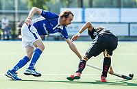 UTRECHT -  Quirijn Caspers (Kampong)   tijdens de finale van de play-offs om de landtitel tussen de heren van Kampong en Amsterdam (3-1).   COPYRIGHT  KOEN SUYK
