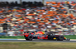 July 21, 2018 - Hockenheim, Germany - Motorsports: FIA Formula One World Championship 2018, Grand Prix of Germany, .#33 Max Verstappen (NLD, Aston Martin Red Bull Racing) (Credit Image: © Hoch Zwei via ZUMA Wire)