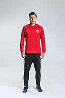 **EXCLUSIVE**Portrait of Chinese soccer player Yang Cheng of Hebei China Fortune F.C. for the 2018 Chinese Football Association Super League, in Marbella, Spain, 26 January 2018.