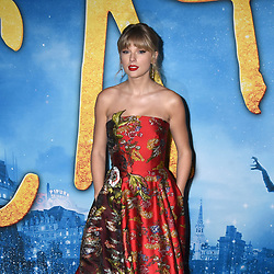 16 December 2019 - New York, New York - Taylor Swift at the World Premiere of ''CATS'' at Alice Tully Hall in Lincoln Center. (Credit Image: © Ylmj/AdMedia via ZUMA Wire)