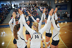CU Volleyball vs. Winona State 9.5.2015