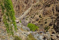 The Setti-Fatma waterfall (Cascades de Setti Fatma or Cascades Ourika) in the Ourika Valley, Morocco, North Africa<br /> <br /> (c) Andrew Wilson | Edinburgh Elite media
