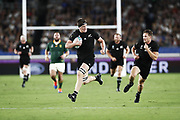 Scott BARRETT (NZL) during the Japan 2019 Rugby World Cup Pool B match between New Zealand and South Africa at the International Stadium Yokohama in Yokohama on September 21, 2019. Photo Kishimoto / ProSportsImages / DPPI