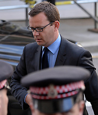 JUN 30 2014 Andy Coulson appears at the Old Bailey