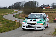 BMC Rally Test 2009 - Bramming