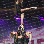 2049_Snipers Cheer - Snipers Cheer Senior  Level 4 Stunt Group