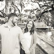 Trey & Brooke Engagement Photography Samples | Audubon Park, New Orleans, LA | 1216 Studio Wedding Photography