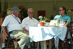 Melchior Leon, Melchior Judy Ann<br /> CSIO Lummen 2003<br /> © Hippo Foto - Dirk Caremans