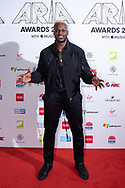 Tim Omaji at The 2018 ARIA Awards at The Star in Sydney, Australia