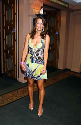 MISS ARABELLA MUSGRAVE at a party to celebrate 'Made in Italy at Harrods' - a celebration of Italian fashion food and wine, design and interiors, art and photography, cinema and music, beauty and glamour.  The party was held in the Georgian Restaurant at Harrods, Knightsbridge, London on 9th September 2004.<br />