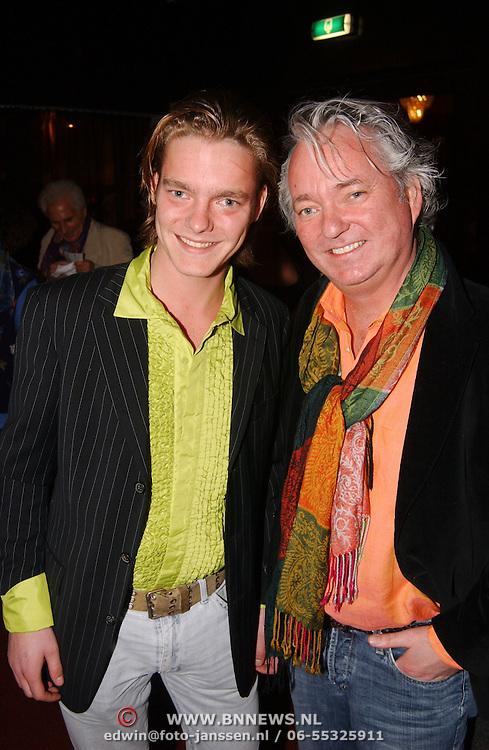 Herpremiere Hair, Dick Beijer en zoon