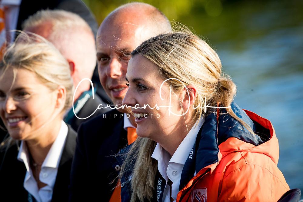 Scholtens Emmelie, NED<br /> EC Rotterdam 2019<br /> © Hippo Foto - Sharon Vandeput<br /> 19/08/19
