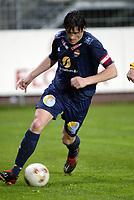 Fotball, 13. mai 2003, NM fotball herrer, Strømsgodset-Bærum, Kenneth Karlsen, Strømsgodset