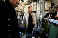 30 NOV 2010, BERLIN/GERMANY:<br /> Karl-Theodor zu Guttenberg, CSU, Bundesverteidigungsminister, nach der Landung in einer Transall nach einem Flug vom Fliegerhorst Jagel nach Berlin, nach der  Rueckkehr der in Afghanistan eingesetzten RECCE TORNADO Aufklaerungsjets<br /> IMAGE: 20101130-01-077<br /> KEYWORDS: Bundeswehr, Armee, Luftwaffe