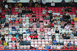 Bristol City fans at Bournemouth - Photo mandatory by-line: Dougie Allward/JMP - Tel: Mobile: 07966 386802 27/03/2013 - SPORT - FOOTBALL - Goldsands Stadium - Bournemouth -  Bournemouth V Bristol City - Pre Season friendly