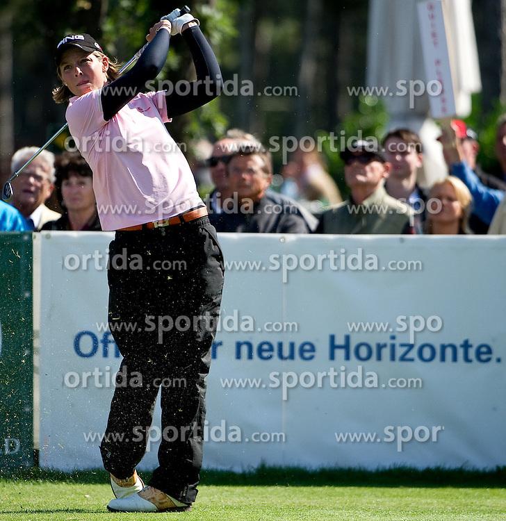 04.09.2010, Golfclub Foehrenwald, Wiener Neustadt, AUT, Golf, Ladies Golf Open Final, im Bild Marina Stutz (AUT), Abschlag, EXPA Pictures 2010, PhotoCredit: EXPA/ S. Trimmel