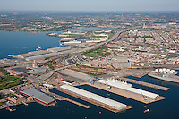 Aerial Image of NLP North Locust Point Baltimore, Maryland