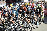 Porte Richie /  Puccio Salvatore / Viviani Elia - Sky   - 10.05.2015 - 2eme etape du Giro 2015<br />Photo : Sirotti / Icon Sport
