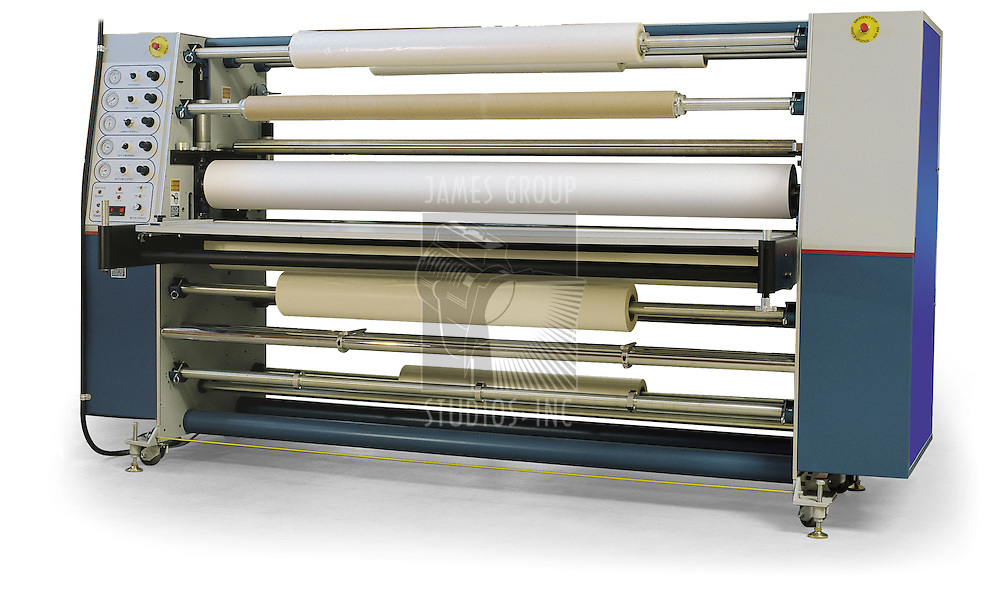 laminator on white