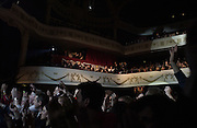 M.A.C. Aids fund benefit concert given by Elton John. Shepherds Bush Empire. 16 December 2002.<br />© Copyright Photograph by Dafydd Jones 66 Stockwell Park Rd. London SW9 0DA Tel 020 7733 0108 www.dafjones.com
