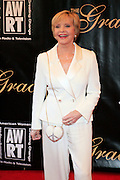 Florence Henderson arrives at The 33rd Annual American Women in Radio & Television's Gracie Allen Awards held at Marriot Marquis Hotel on May 28, 2008..The year 2008 marks the 57th Anniversary of American Women in Radio & Television(AWRT), the longest established prfessional association dedicated to advancing women in media and entertainment. AWRT carries forth the mission by educating, advocating and acting as a resource to its members and the industry at large.