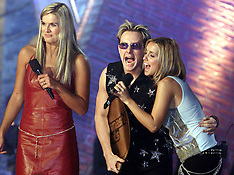 Smash Hits Poll Winners Party - 2000