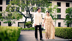 Bangkok Wedding Photography: Sukhothai Hotel