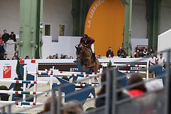 Al Thani Bin Khalid Ali, (QAT), Vienna Olympic<br /> Grand Prix Hermes <br /> Saut Hermes Paris 2016<br /> © Hippo Foto - Counet Julien