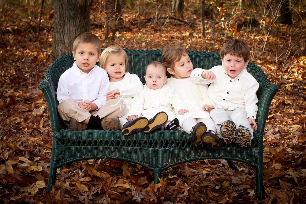November/21/10:  Millie, Anna, and cousins